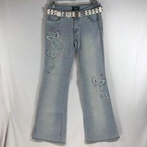 Angels Embellished Jeans